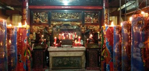 Temple bouddhiste :Kong Co Kong Tik Cun Ong