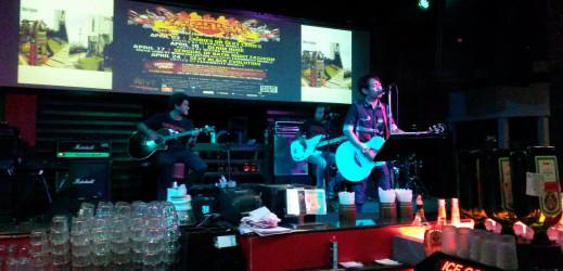 Concert imprévu à Surabaya